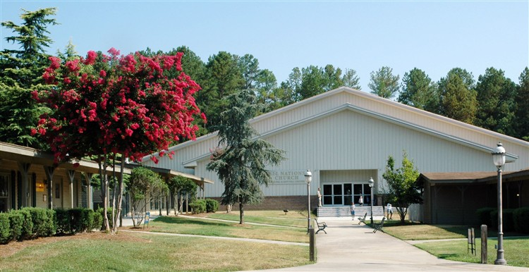 All Nations Church Healing and Revival Center
